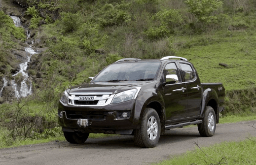 2021 Isuzu D Max New Model