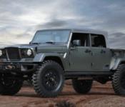2021 Jeep Scrambler Pickup Cost