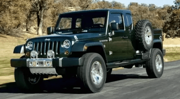 2021 Jeep Scrambler Pickup For Sale Truck
