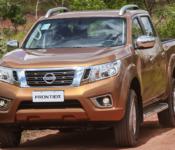 2021 Nissan Frontier Renditions
