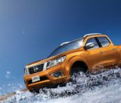 2021 Nissan Frontier Spy Photos
