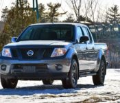 2021 Nissan Frontier Usa Pics