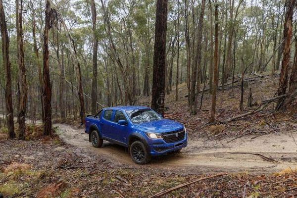 2021 Holden Colorado Changes