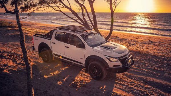 2021 Holden Colorado Nz