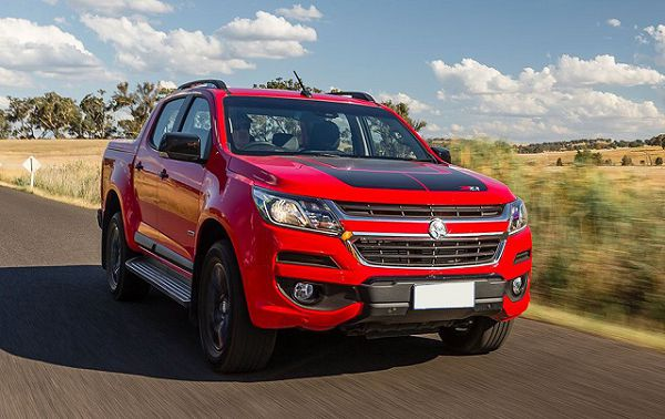 2021 Holden Colorado Z71 Update