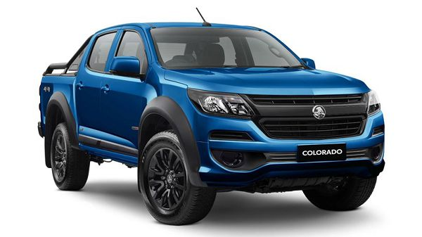 New Holden Colorado 2021