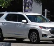 2021 Chevrolet Traverse Changes Premier Review Auto Stop High Country Premier Redline