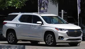 2021 Chevrolet Traverse Changes Premier Review Auto Stop High Country Premier Redline
