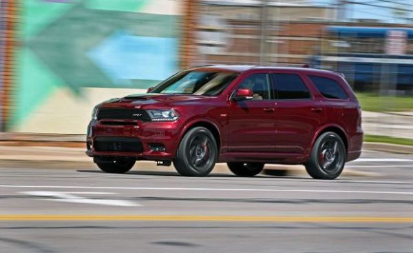 2021 Dodge Durango Body On Frame Srt