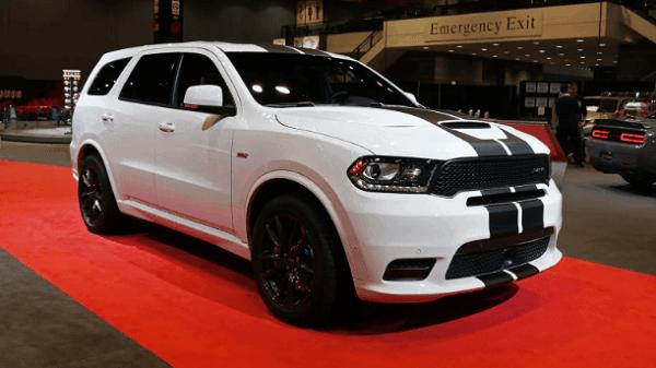 2021 Dodge Durango Redesign Pictures