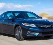 2021 Honda Accord Facelift Concept