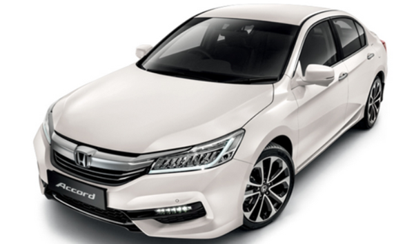 2021 Honda Accord Refresh Car