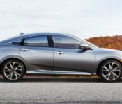 2021 Honda Civic Sedan Sport Si Hatchback