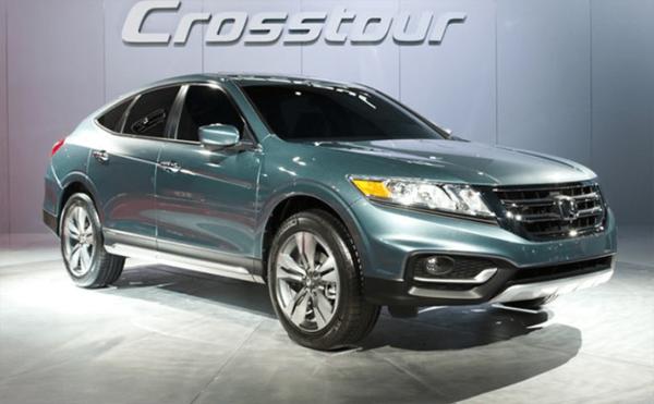 2021 Honda Crosstour Colors