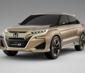 2021 Honda Crosstour Interior Review