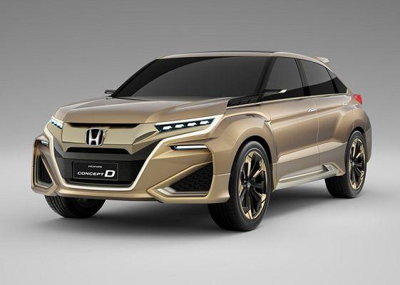 2021 Honda Crosstour Interior Review
