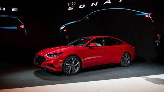 2021 Hyundai Sonata Redesign Hybrid Sport Sport Edition