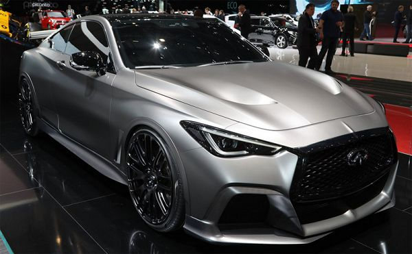 2021 Infiniti Q60 Coupe Awd Coupe Black Red Sport ...