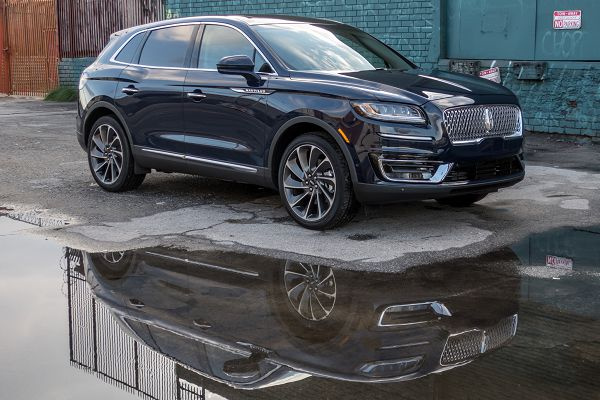 2021 Lincoln Nautilus Changes Reviews Colors Specs Redesign