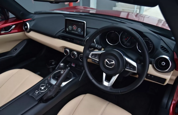 2021 Mazda Mx 5 Miata Changes Rf Pics Videos