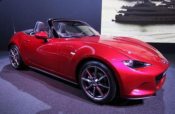 2021 Mazda Mx 5 Modelljahr Neues Modell Nd Neuer Modell