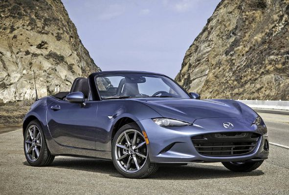 2021 Mazda Mx 5 Rf Specs Club Manual Miata Rf Sport