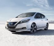 2021 Nissan Leaf Battery Electric