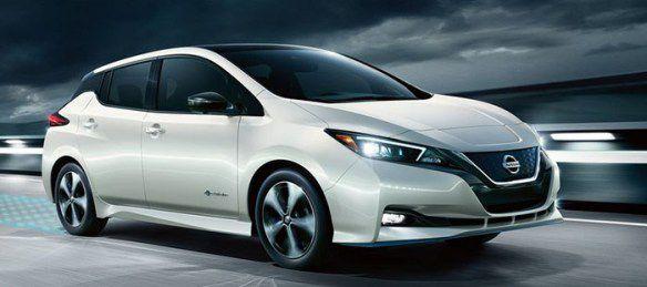 2021 Nissan Leaf Msrp Brochure