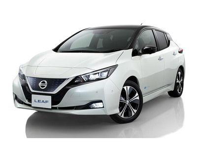 2021 Nissan Leaf Range Miles Base Price