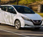 2021 Nissan Leaf Range Release