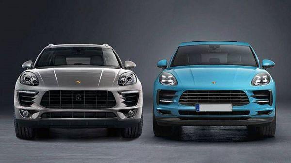 2021 Porsche Macan Electric Hybrid
