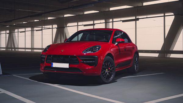 2021 Porsche Macan Gts Spy Photos Electric