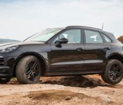 2021 Porsche Macan Redesign New