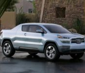 2021 Toyota A Bat Concept Hybrid Truck