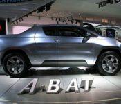 2021 Toyota A Bat Concept Price