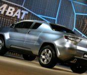 2021 Toyota A Bat Concept Truck
