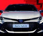 2021 Toyota Auris