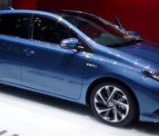 2021 Toyota Auris Pictures