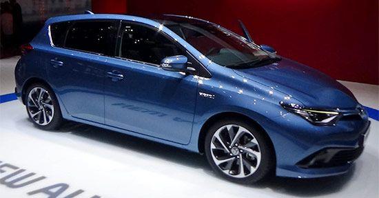 Toyota Auris Hybrid 2021