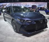2021 Toyota Avalon Redesign Limited Hybrid Limited Trd Hybrid
