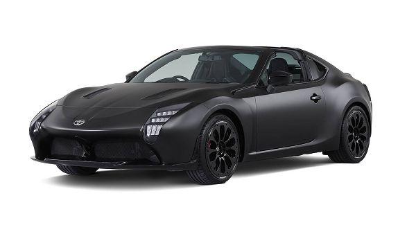 2021 Toyota Gt86 Hp Next Gen Interior