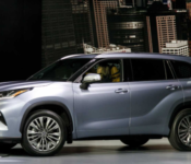 2021 Toyota Highlander Hybrid Mpg Review