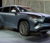 2021 Toyota Highlander Pictures New Specs