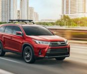2021 Toyota Highlander Plug In Hybrid Interior