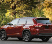 2021 Toyota Highlander Year Redesign Pictures Of Li Ited
