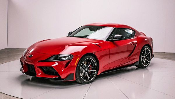 2021 Toyota Supra Base Horsepower 0 60 Review Gr