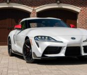 2021 Toyota Supra Model Car Car Model Cover Pics