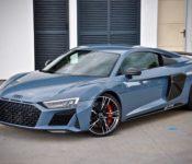 2021 Audi R8 Black Spyder Quattro V10 Price