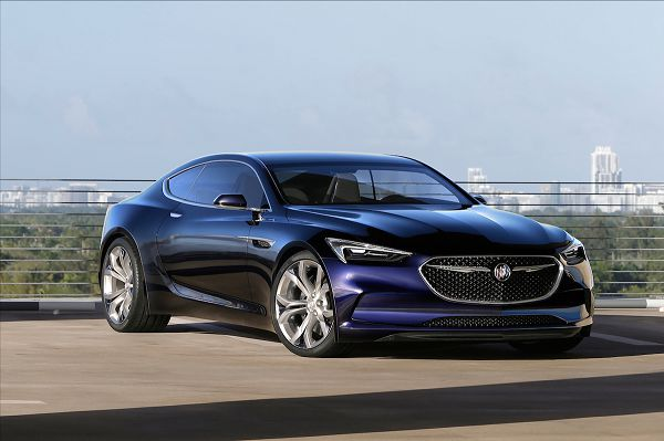 2021 Buick Avista Concept Car Convertible Price