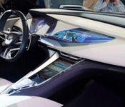 2021 Buick Avista Concept Electric Exterior Interior